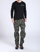 Factory Direct Sale China Cheap Wholesale 2016spring New Men Fashion Casual Thin Section Camo Straight Tall