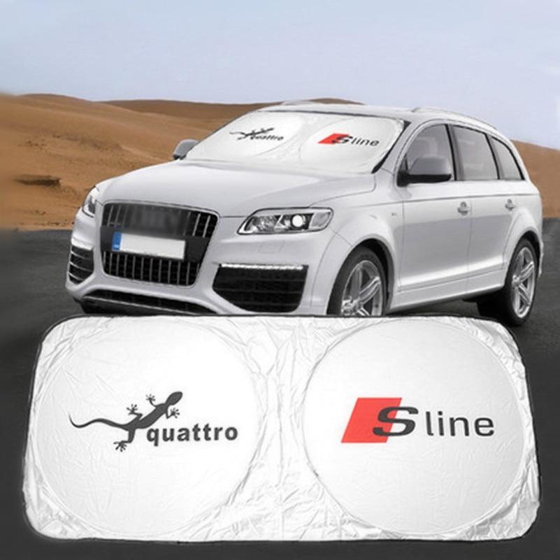 ⊱Tyvek Dupont Sline Emblem Car ᐂ Sunshade Sunshade For