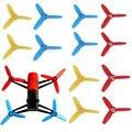 Высокое Качество Обновленных 3-лист Винты Лезвия для Parrot Bebop Drone 3.0 Игрушки Оптом Бесплатная Доставка