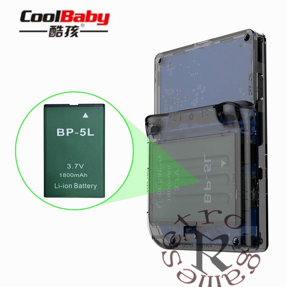 Q30 3 pouces jeux vidéo Portable rétro console rétro jeu jeux de poche Console lecteur 16G + 32G 3000 jeux Tony system