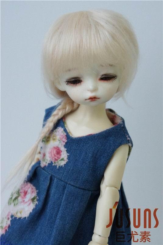 JD211 1/6 YOSD perruque poupée mohair Froz caractère perruques BJD - Poupées et accessoires - Photo 4