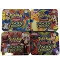 41 unids/set Anime tarjetas caja de embalaje de Metal China fabricación alta calidad que juega del juego de tarjeta para mejor Kid Toy