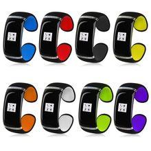 บลูทูธสมาร์ทข้อมือสร้อยข้อมือนาฬิกาโทรศัพท์สำหรับIOS Android Samsung iPhone HTC LG