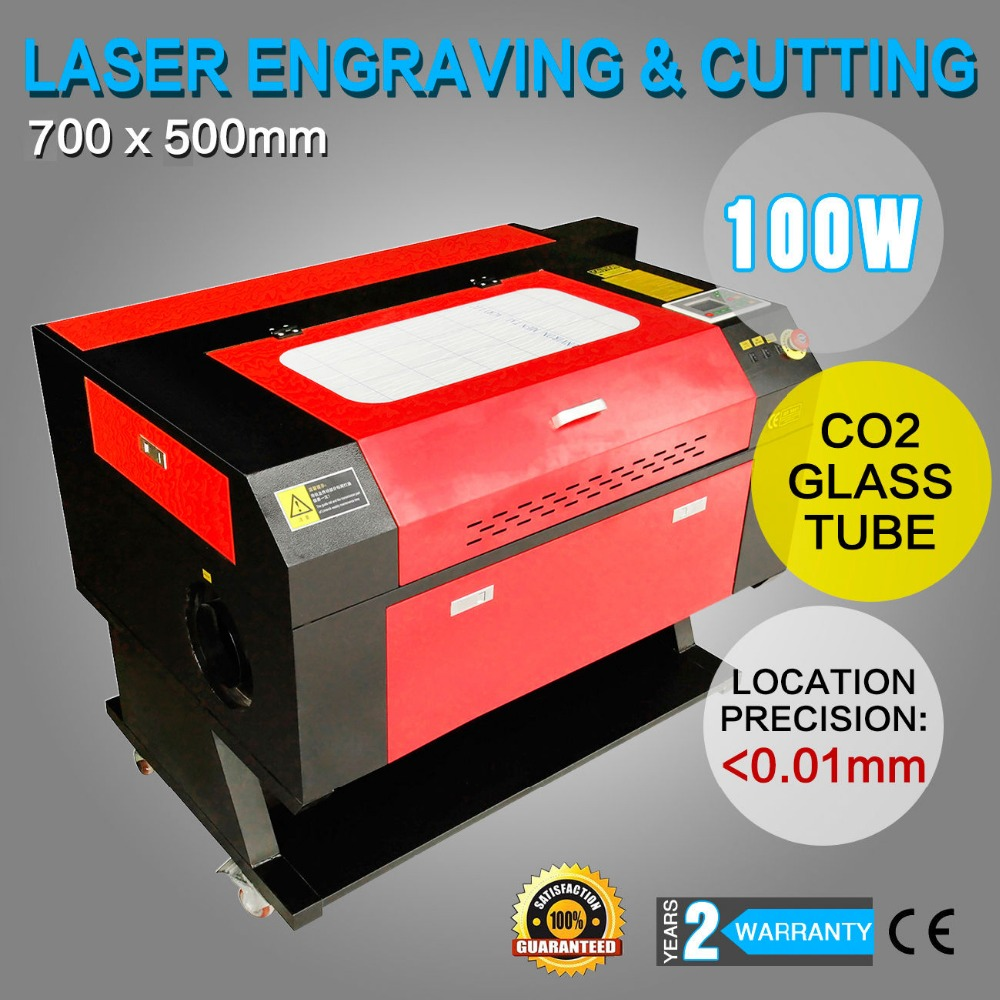 (Ship from USA) High Precise 100W CO2 Laser Engraving Cutting Machine Engraver Cutter USB Port uk free shipping 40w co2 laser engraver engraving cutter cutting machine usb port 220v