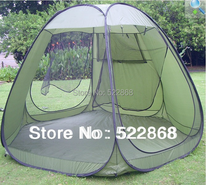 5-10PERSONS LARGE ROOM PARTY TENT/POP UP TENT/GARDEN TENT5-10PERSONS LARGE ROOM PARTY TENT/POP UP TENT/GARDEN TENT