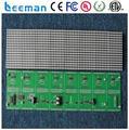 Cor dot levou módulo Leeman P3 P4 interior vermelho --- led módulo P3.75 indoor p4 p4.75 p7.62 8x8,8x16,16x16,16x32,16x64 dot matrix