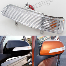 LED Rear View Mirror Signal Light For Great Wall Hover For Haval H5 H3 2005-2012 Car Side Rearview Mirror Turning Lamp With Bulb цена