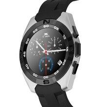2016 beste Weihnachtsgeschenke Smart Uhr Männer Smartwatch Bluetooth Fitness Tracker Mit Pulsmesser Uhr Für Xiaomi iPhone 7