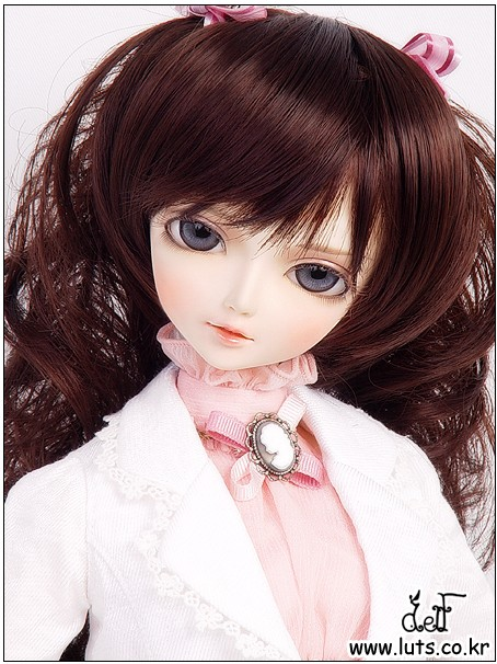 1/4 scale BJD lovely kid BJD/SD sweet cute girl  luts SOO figure doll DIY Model Toys.Not included Clothes,shoes,wig oueneifs bjd clothe sd doll 1 4 clothes girl boy baby long hooded jumpsuit hyoma chuzzl send socks luts volks iplehouse switch