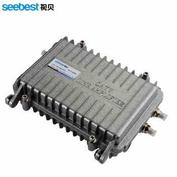 Усилитель сигнала кабельного телевидения 7530 МБ, усиленный гидроизоляционный усилитель сигнала для кабельного телевидения в помещении и на...