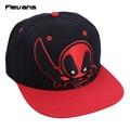 Дэдпул Хип-Хоп Snapback Лето Хлопок Cap Hat Бейсболки Для Мужчин Женщин