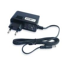 Adaptador de energia para ilife v3 ilife v5 v3s pro v5s v5s pro euro plug robô aspirador de pó para casa aspirador de pó peças