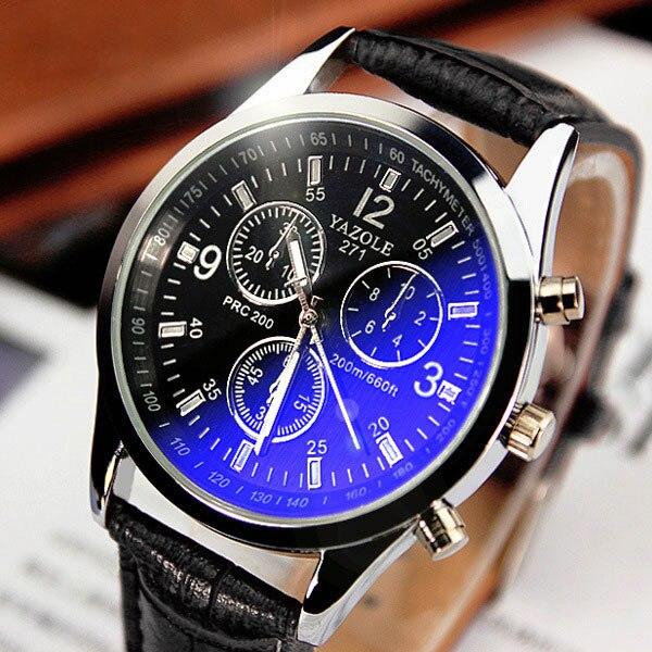 d249db19358 Yazole relógio de quartzo relógio feminino relógio de pulso das meninas das  senhoras das mulheres famosa marca de luxo de quartzo relógio montre femme  ...