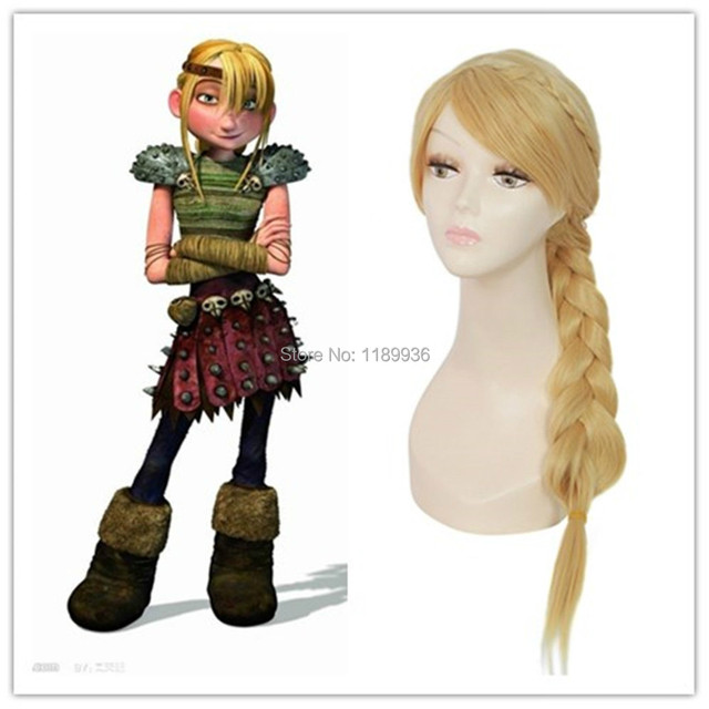 Astrid How To Train Your Dragon 2 Hair