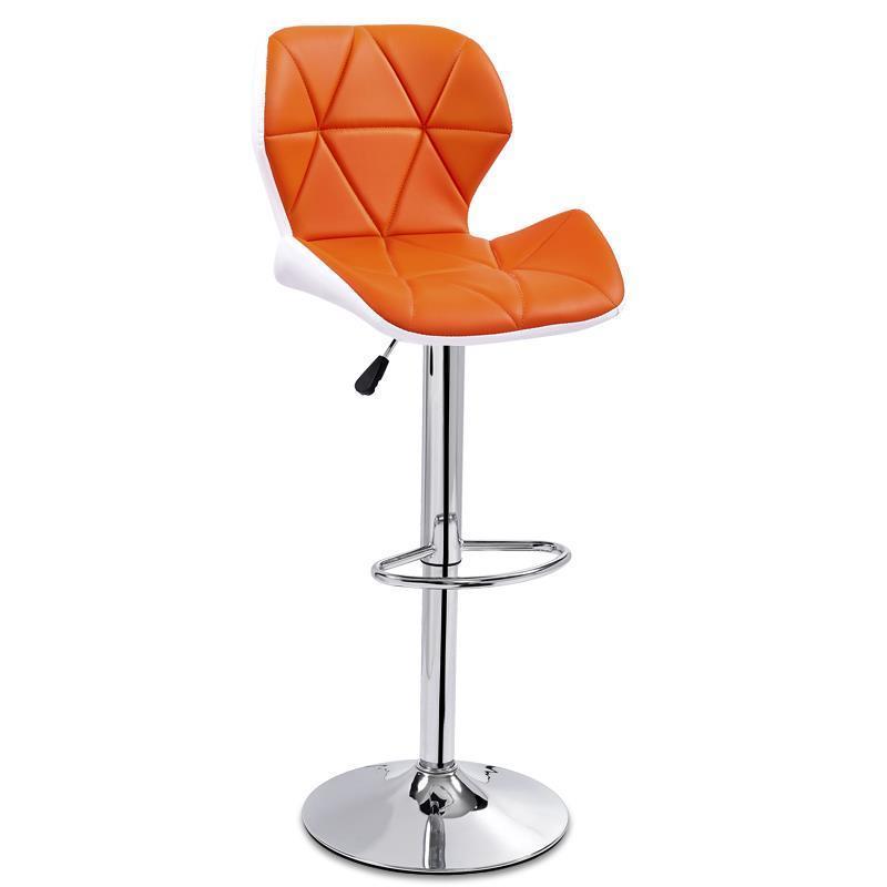 Купить с кэшбэком Ikayaa Bancos Moderno Sandalyeler Fauteuil Stuhl Stoelen Silla Leather Tabouret De Moderne Cadeira Stool Modern Bar Chair