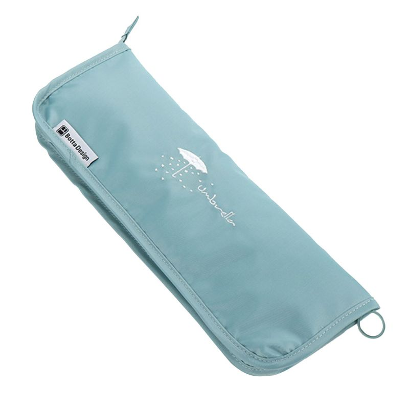 Folding Umbrella Storage Bag Compact Waterproof Travel Umbrellas Covers