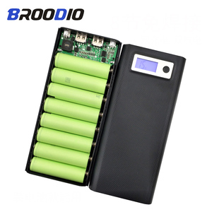 18650 Power Bank Battery Case
