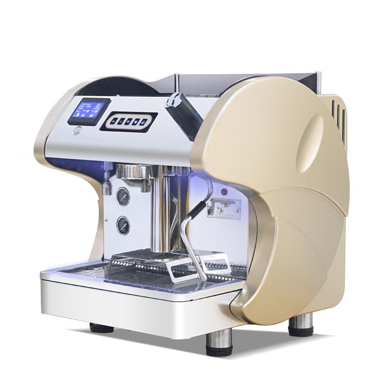 Commercial Espresso Machine and Milk Frother
