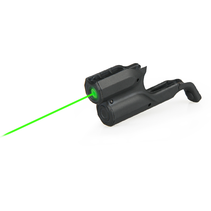 PPT Tactical green laser sight pistola glock fits 1911 Smith&Wesson,Compact and Bobtail frames gz200041