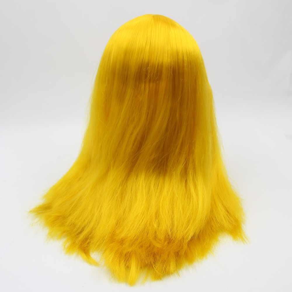 Фабрика blyth кукла 1/6 bjd шарнир тела белая кожа 30 см 280BL3038 желтая кукла без одежды