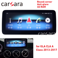 Android radio CLA w117 anti glare screen GLA X156 touch navi display A w176 round corner GPS radio stereo dash multimedia player