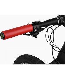 Велосипед, ROCKBROS шестерни ручки MTB велосипеда силиконовая рукоятка мягкие сверхлегкие ручки противоскользящие амортизирующие части велосипеда
