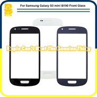 Replacement Parts 4 Front Outer Touch Screen Lens Glass Cover For Galaxy S3 Mini I8190 GT