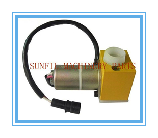Wholesale Excavator Pump Solenoid E320B 139-3990 5I-8368,Free shipping,2PCS/LOT e320c e320b hydraulic pump solenoid valve for 139 3990 5l 8638