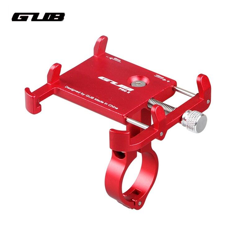 GUB новые металлические MTB велосипед владельца мотоцикла Ручка Телефон Гора руль Extender Телефон держатель для телефона Pro 2