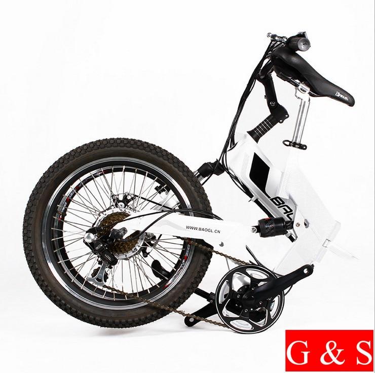 Super ελαφρύ 20 ιντσών αναδιπλούμενη - Ποδηλασία - Φωτογραφία 3