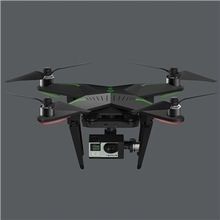 Zero XIRO XPLORER G Version with 3 Axis Camera Gimbal RC Quadcopter RTF 5.8GHz