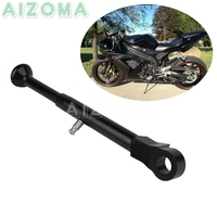 Motorcycle Kickstand Side Stands For Yamaha YZF R1 1998 2008 YZF R6 1999 2005 YZF R6S 1999 2010 Adjustable Kick Stand Bracket