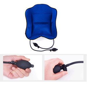 Image 3 - Подушка безопасности для поддержки спины, удобный бандаж для спины и плеч для мужчин и женщин, медицинское устройство для послеоперационного перелома, 1 комплект