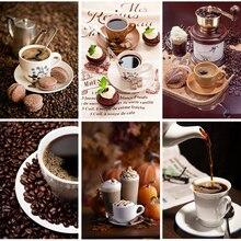 Buy Diamond Mosaic Embroidery Coffee Handmade Gift F online