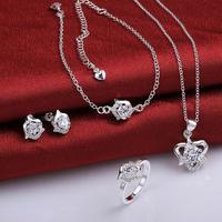 IS781 D 2014 Bulk Sale Cheap Bridal Party Jewelry Sets