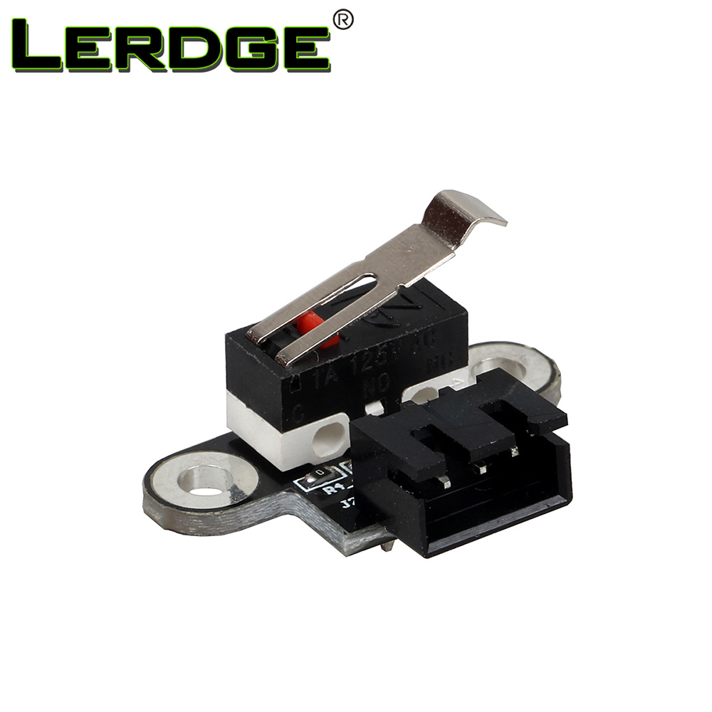 LERDGE 3D Printer Kits Endstop Mechanical Limit Switch Module Endstop Switch Horizontal Type for RAMPS 1.4 RepRap DIY Parts freeshipping 5pcs lot endstop mechanical limit switches 3d printer switch for ramps 1 4