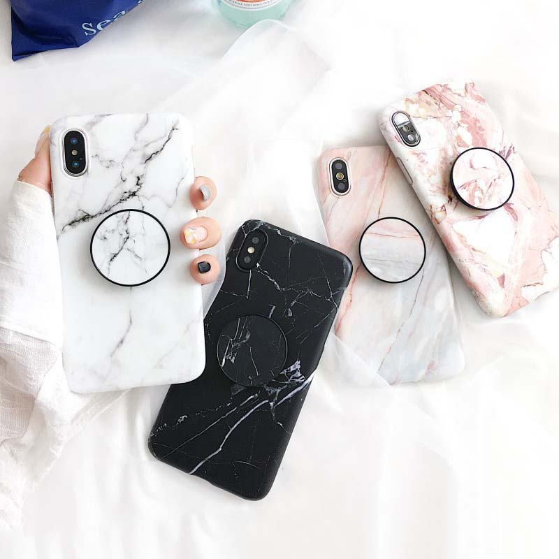 Lovecom Luxury Crack Marble Cases For Huawei P20 Pro Lite Nova 3 3i 4 Plain Platinum Full Body Soft Phone Back Cover Coque Gift Cellphones & Telecommunications Phone Bags & Cases