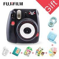 Подлинная Kumamon Fuji Fujifilm Instax Mini 8 камера Мгновенной Печати регулярные плёнки снимок стрельба фотографии
