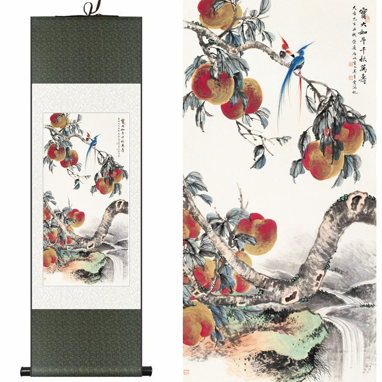Compare Prices on Peach Tree Picture- Online Shopping/Buy ...