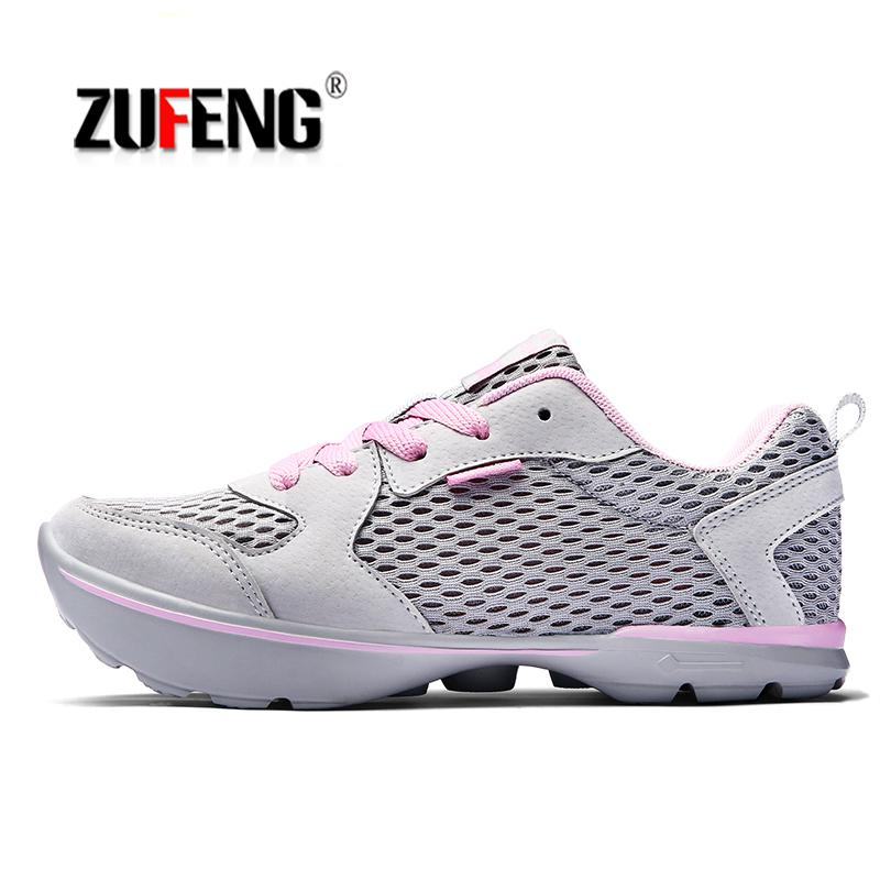 Negative Heel Shoes Fitness Sneakers Women Men Lovers Running Shoes Outdoor Mesh Breathable Orthopedic Sport Shoes For Women new running shoes for men 2017 outdoor breathable mesh light flat shoes comfortable sneakers athletics women lovers sport shoes