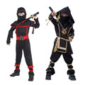 Halloween Kids Ninja Costumes Party Boys Girls Warrior Stealth Children Cosplay Assassin Costume