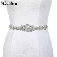 Shining Crystal Bridal Sash Belt Rhinestone Beaded Wedding Belt For Bridal Gown New Arrival Cheap Wedding Decorations Many Color