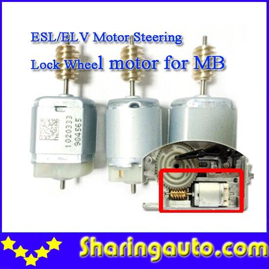Wholesale ESL/ELV Motor Steering Lock Wheel Motor for Mercedes-Benz W204 W207 W21 Free Shipping