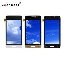 Для Samsung Galaxy J1 2016 J120F J120DS J120G J120M J120 ЖК-дисплей Дисплей с Сенсорный экран планшета Ассамблеи яркость можно настраивать