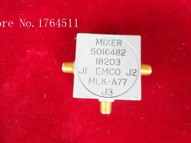 [BELLA] MLK-A77 SMA Import EMCO RF RF Coaxial Double Balanced Mixer