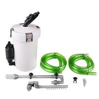 sunsun aquarium filter ultra quiet external aquarium filter bucket 110V / 6W / HW 602 / HW 603 / HW 602B / HW 603B