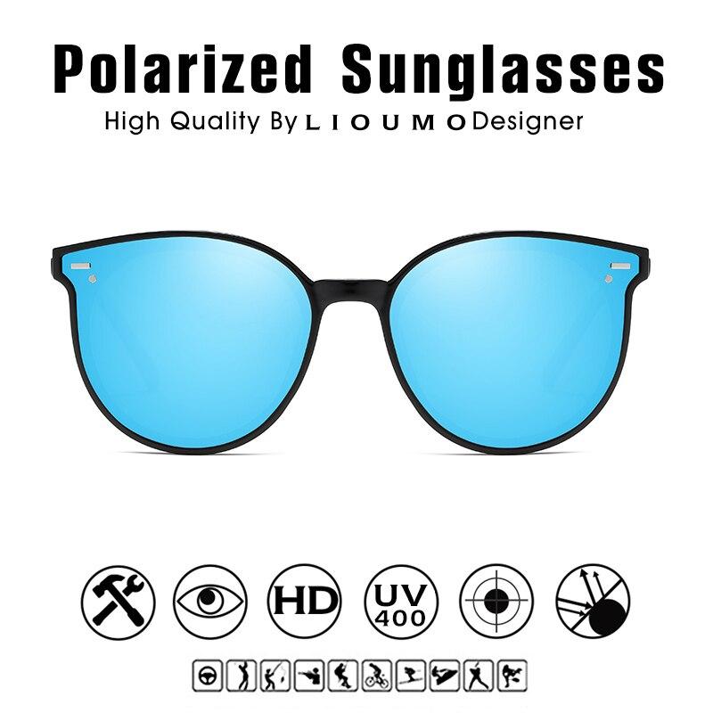 Fashion Cat Eye Brand Women Sunglasses Polarized TR90 Legs Summer HD Mirror Lens Eyeglasses Men Driving UV400 Protection Gafas in Women 39 s Sunglasses from Apparel Accessories