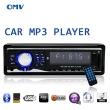 In-Dash 1 DIN Bluetooth Car Stereo FM Radio MP3 Audio Player Yatour Car Electronics 5V Charger