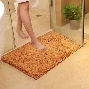 Image 5 - Kaymaz Banyo Paspas Banyo Halısı, Tapis Salle de Bain, Mat Banyo Rahat Banyo Pedi, büyük Boy Yatak Odası Banyo Halıları