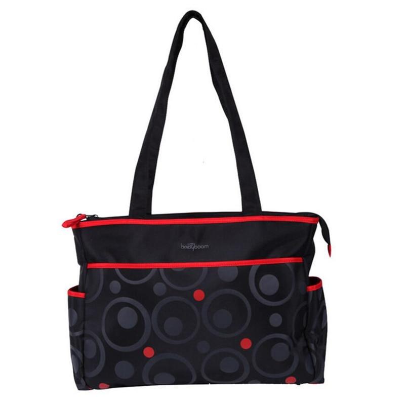 Multifunctional Diaper Bags Mother Bag For Mom Geometric Print Maternity Mummy Nappy Bags Waterproof Handbag Baby